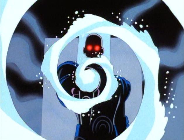 Mr freeze batman the animated series the people behind b tas were
