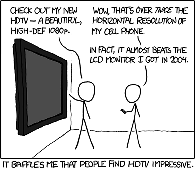 xkcd | The Mary Sue - Part 2