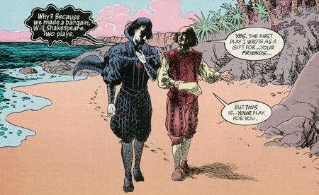 Sandman Shakespeare