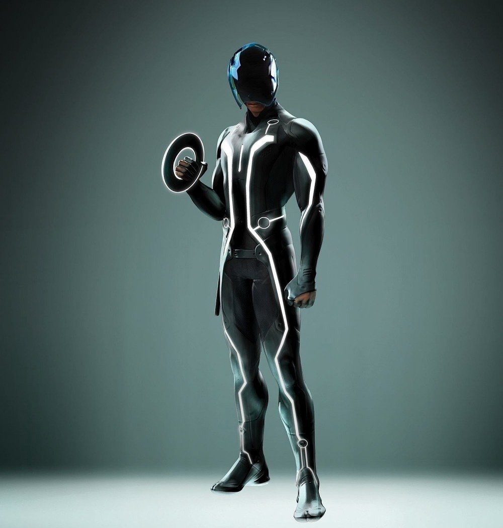 New Tron Legacy Pictures  The Mary Sue
