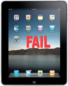ipads security breach A security hole in at&t's website exposed ipad users' email addresses, a breach that highlights how corporations still have problems protecting private information spencer ante & julia angwin.