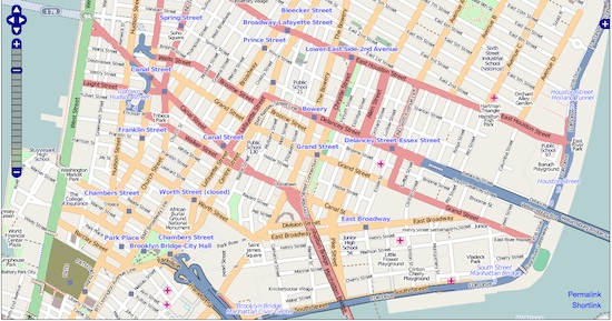 OpenStreetMap | The Mary Sue