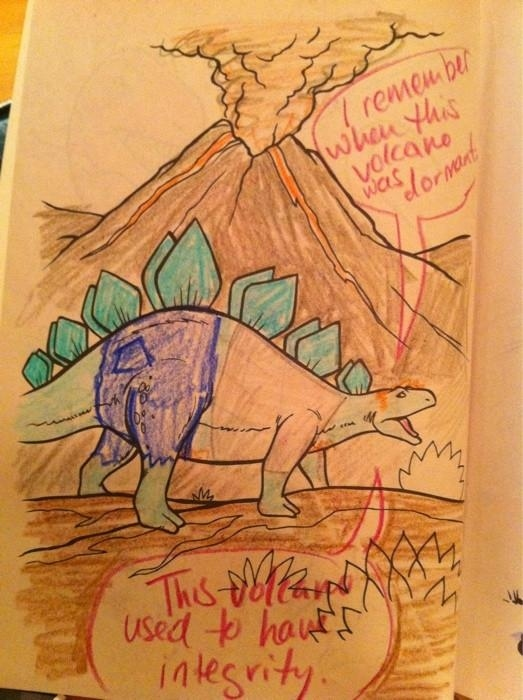 hipster dinosaurs the mary sue