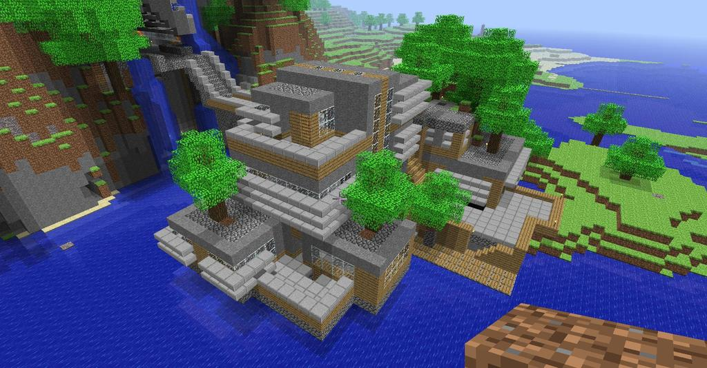 21 Amazing Minecraft Creations