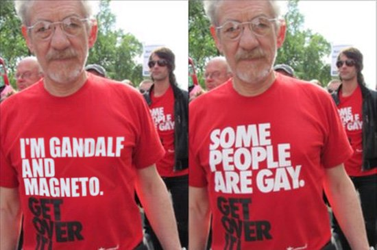 How a Photoshopped Picture of Sir Ian McKellen Fooled the ...