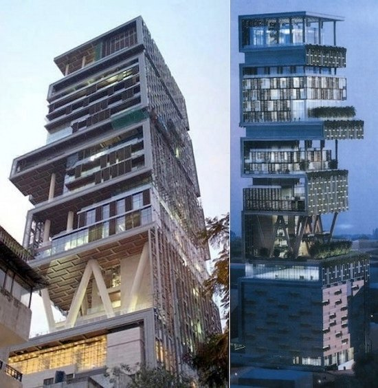 The World's First Billion-Dollar House