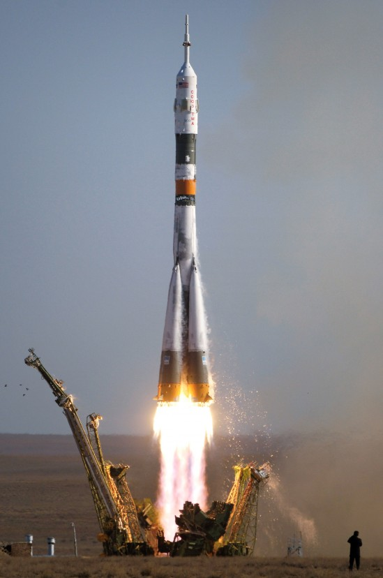 As Space Shuttles Retire, Russian Space Agency Raises U.S ...