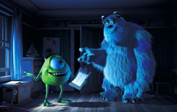 Differences Between Mike Sully And Randall From Monsters Inc: Monsters Inc. Prequel Confirmed