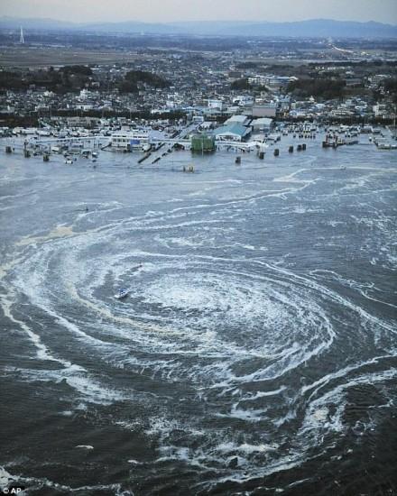 Ocean Maelstrom 8.9 Magnitude Earthqua...
