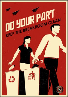 Propaganda Posters For The Office The Mary Sue