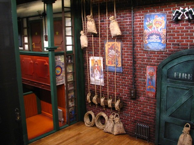 Amazing Obsessive Fully Functional Muppet Theater