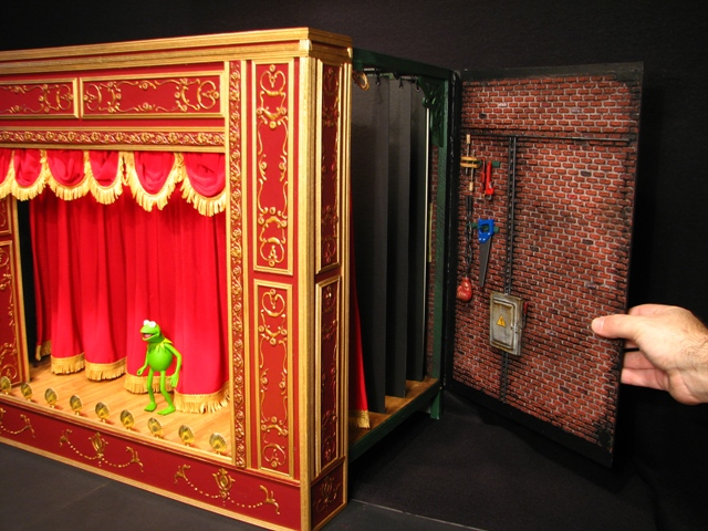 Super Detailed Muppet Playset The Mary Sue