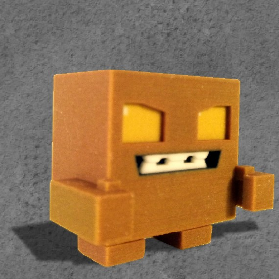 Ideal 3D Printed Super Meat Boy Figurines | The Mary Sue SP86