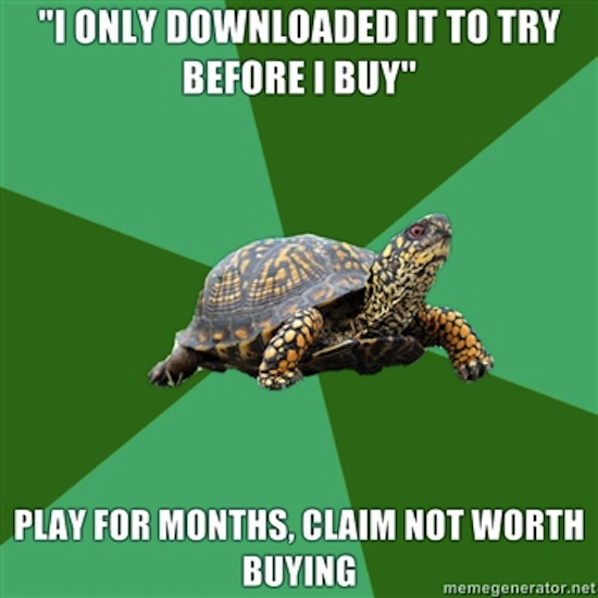 torrenting turtle meme   16 pics the mary sue