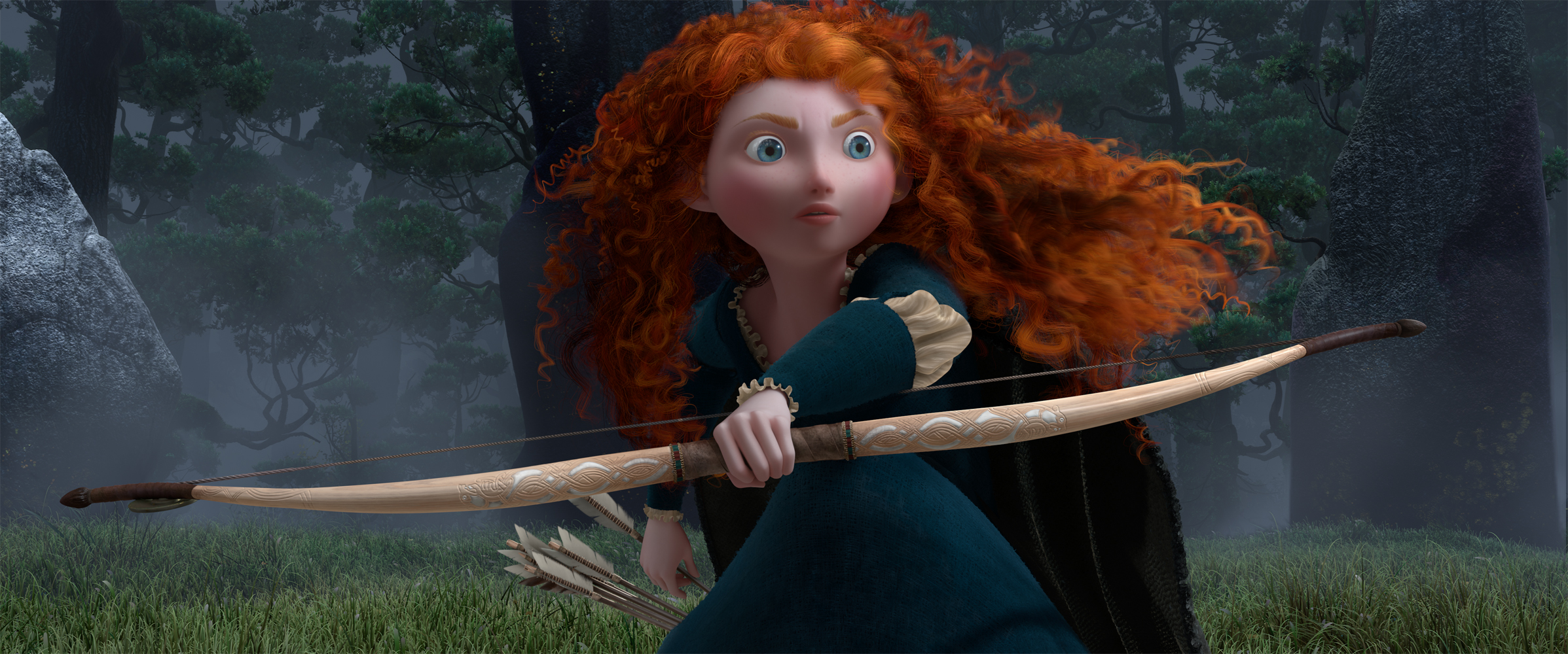 Image result for brave pixar
