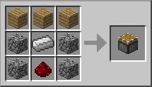 minecraft beta 17 update pistons the mary sue