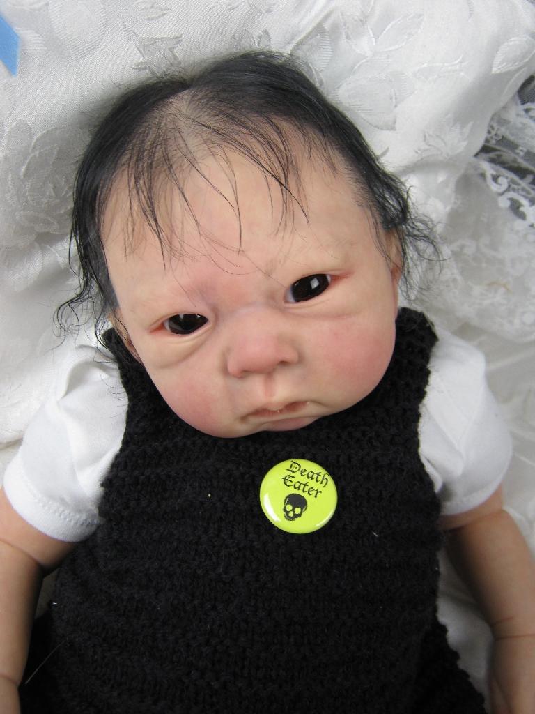 Harry Potter Baby Dolls   The Mary Sue