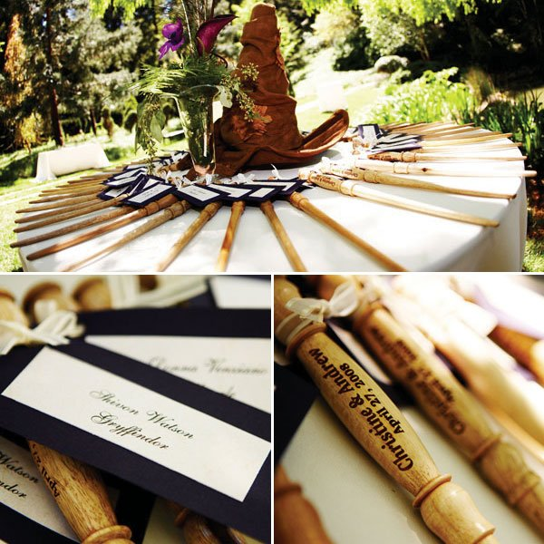 Harry Potter Theme Weddings The Mary Sue