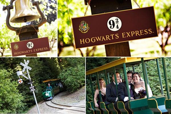 Harry Potter Theme Weddings