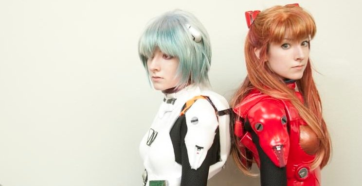 anime cosplay σεξ καλύτερο τρίο σεξ