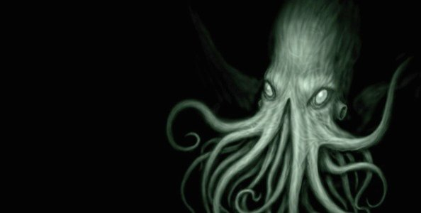 Kraken Self Portraits