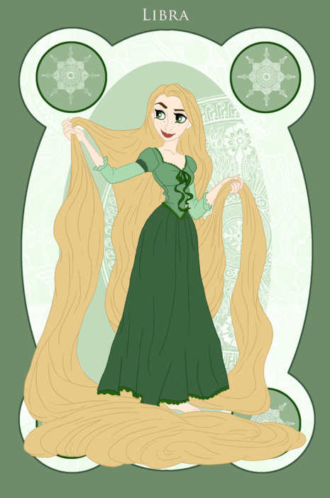 Disney Princess Zodiac | The Mary Sue