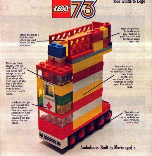 retro lego catalogue the mary sue