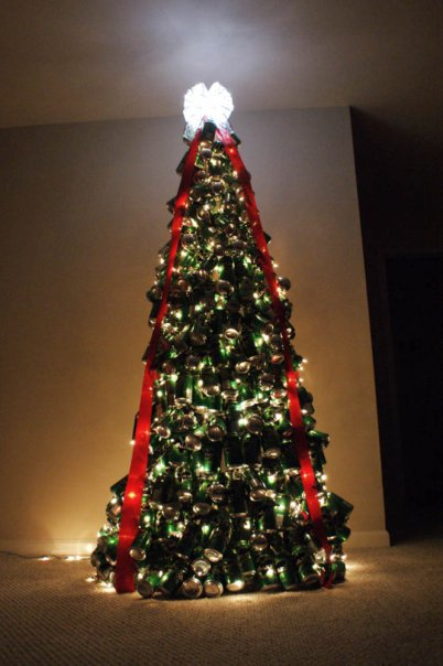Unconventional Christmas Trees.A Bunch Of Unconventional Interesting Christmas Trees The