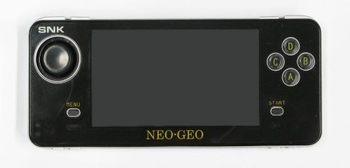 New Neo Geo Portable On The Way