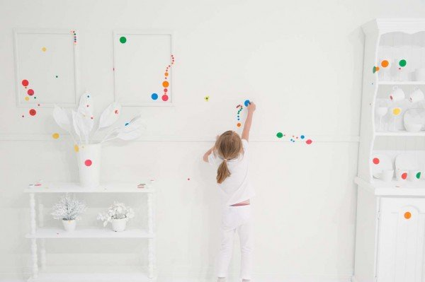 The Installation Will Be Running Until March 12 So If You Re In Vicinity Of South Brisbane Can Go Destroy A White Room With Stickers Without