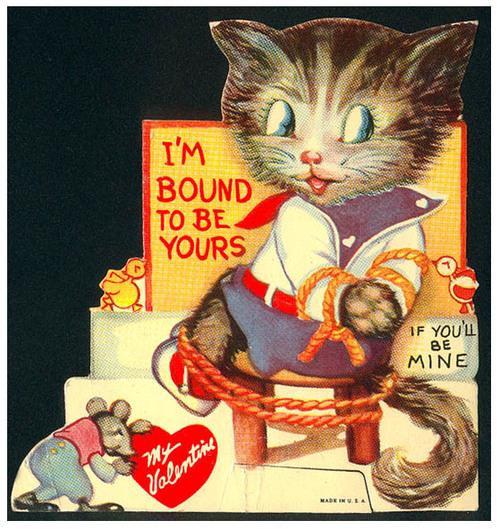 Violent Disturbing Vintage Valentines The Mary Sue