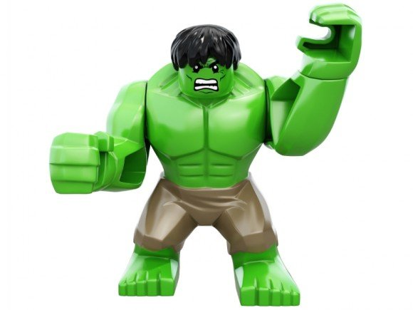 Things We Saw Today Lego Hulk
