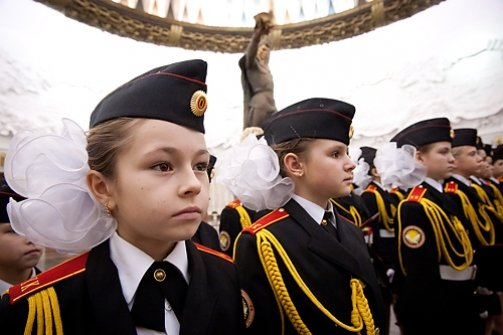 Russian Military School For Girls  The Mary Sue-4712