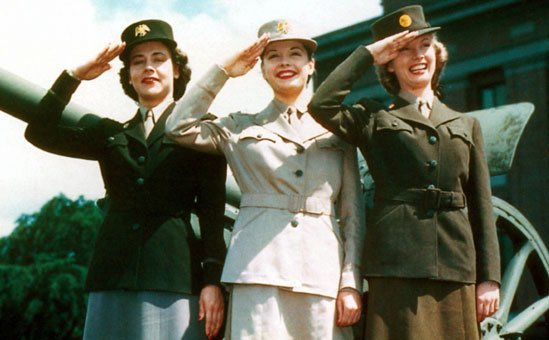 an analysis of the role of women in advertisements after the second world war Do men and women respond differently to ads average awareness indexes for men and women after studying at ole miss to serving in world war ii.