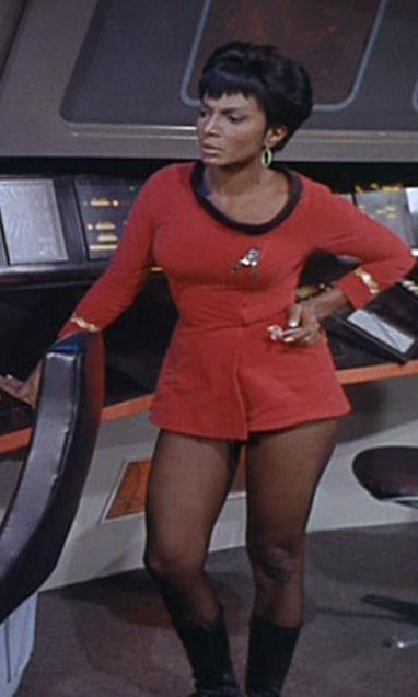 Will Uhura Lose The Skirt In Star Trek 2 The Mary Sue