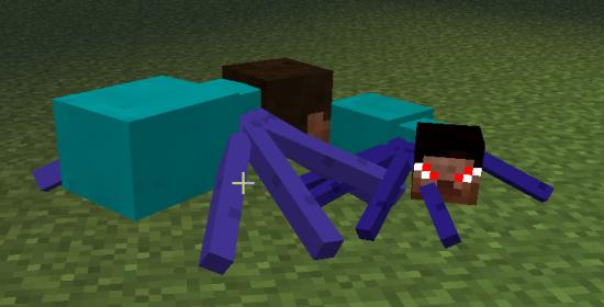 Minecraft Cave Spider