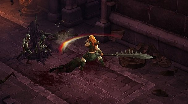 Diablo III's Female Character Models | The Mary Sue