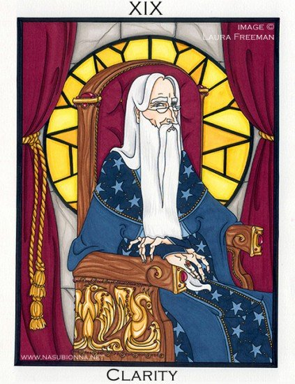This Fan-Made Harry Potter Tarot Deck Is Magical