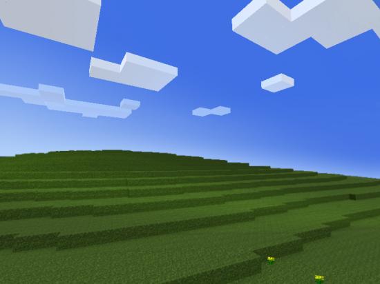 Windows XP quot;Blissquot; Desktop Background Recreated in