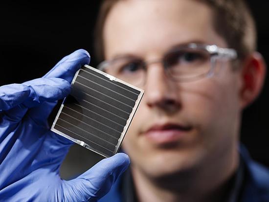 dye sensitised solar cell thesis