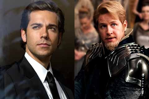 Chuck S Zachary Levi To Take Over Role Of Fandral In Thor