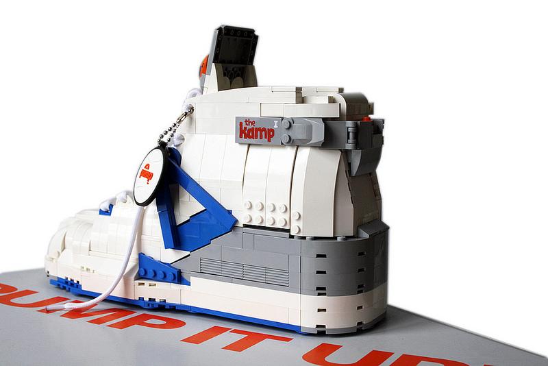 Sweet LEGO Reebok Pumps  e784d014e2