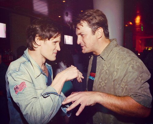 The Doctor Who/Firefly Crossover Of Our Fanfic Dreams ...John Barrowman Doctor Who