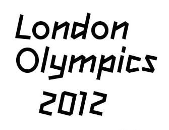 Use London Olympics Font on