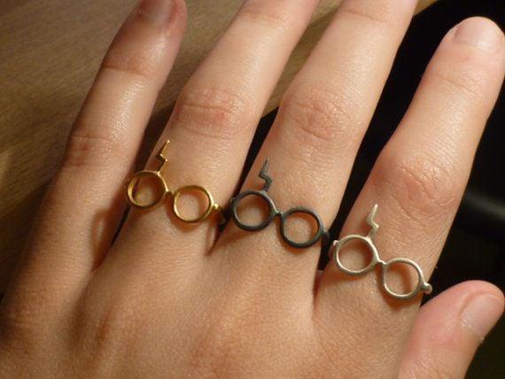 Lightning Bolt Ring Jewelry