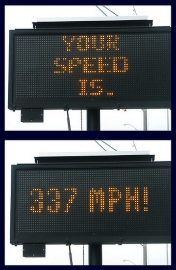 how to find out a speed limit of a road