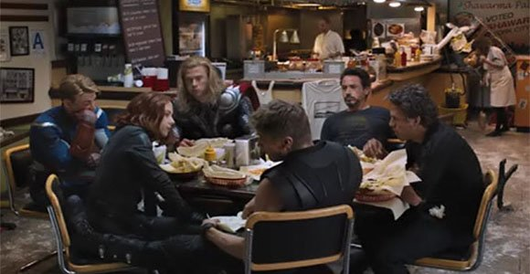 Buffy S Xander Is Responsible For That Avengers Shawarma