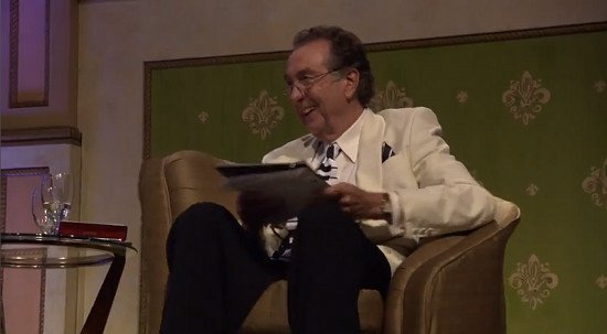 "Eric Idle from ""What About Dick?"""