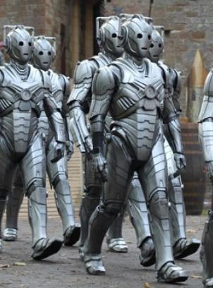 Neil Gaiman Talks About Doctor Who's Scary Cybermen | The ...