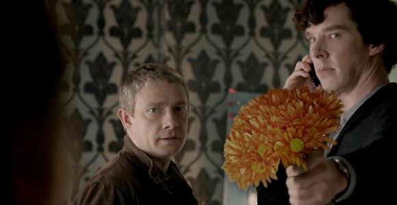 Benedict Cumberbatch KÉPEK, FOTÓK - Page 3 SherlockFlowers